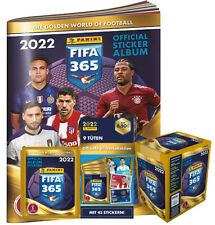 Panini FIFA 365 2022 Sticker – 1x Display je 36 Tüten