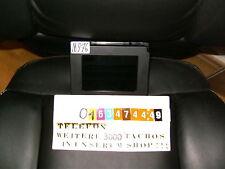 Opel Zafira Astra H 13267984 display ordenador de a bordo bidlschirm GID mid