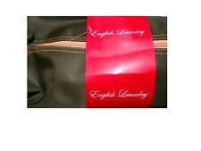 English Laundry Travel Kit Wash Bag Olive 43002