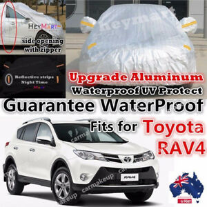 Fits For Toyota RAV4 Car Cover Double thicker carcover Fits toyota rav4 carcover