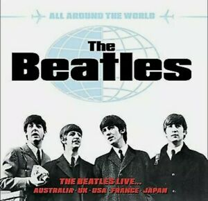 The Beatles - All Around The World CD 3CD BOX SET new sealed