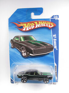 Hot Wheels 2010 - MUSCLE MANIA - '67 CAMARO