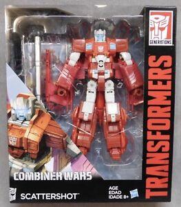 2016 Transformers Generations Combiner Wars Scattershot - Autobots