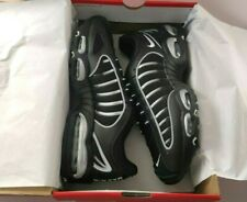 Nike Air Max Tailwind 4 IV Black Trainers Size 11 Brand New & Boxed FREEPOST