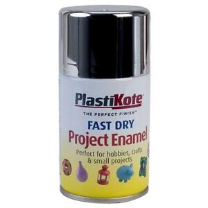 PlastiKote Fast Dry Enamel Spray Paint 100ml