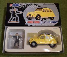 Corgi James Bond 007 Citroen 2CV & James Bond Figure Set 65301