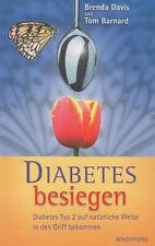Diabetes besiegen - Brenda Davis Gesundheit Medizin