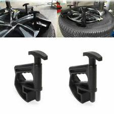 2x Portatile pinza cambio auto pneumatico per riparazione smontagomme Nero