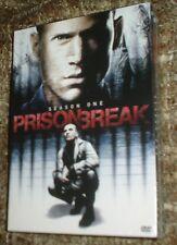 Prison Break - Season 1 (DVD, 2009, 6-Disc Set), NEW & SEALED, 22 EPISODES,RARE!