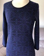 JIGSAW knit tunic dress,VGC, wool
