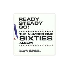 Various - Ready Steady Go! - The Number One Sixties Album - Various CD K1VG The