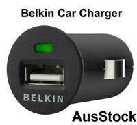 Belkin Car Charger Universal USB Car Mini Charger For IPhone 6 5 4G 3GS iPod