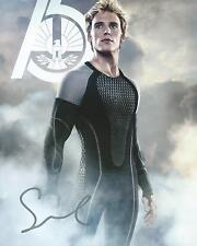 The Hunger Games: Catching Fire *SAM CLAFLIN* Signed 8x10 Photo AD5 PROOF COA