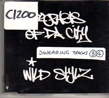 (CO744) Prophets of da City, Wild Stylz - 1995 CD