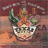Don't Mess with Texas Music, Vol. 3 by Various Artists (CD - 2005) NEW Sealed