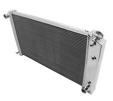 1975 1976 1977 Chevy K5 Blazer MC161 Champion Four Row All Aluminum Radiator