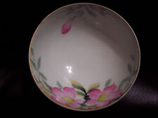 Noritake Azalea 3-Toed Whipped Cream Bowl Handpainted Gold Trim Japan 19322