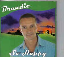 Brendie-So Happy cd single