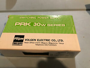 Volgen Power Supply PRK30U-1515W PRK30U1515 100/120 VAC 30W 15V New