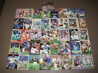 Lot of 40 Different New York Giants players lot #2