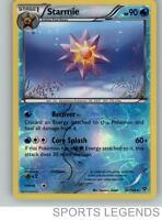 2014 pokemon XY reverse rare Starmie 34/146