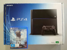 Glossy PlayStation 4 - Original Video Game Consoles