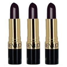 Revlon Super Lustrous Lipstick - Va Va Violet 663 - LOT OF 3