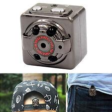 PORTATILE MINI SQ8 DV 1080p Full HD auto alluminio video fotocamera registratore