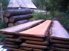 Lärche unbesäumt rustikal Bretter Bohlen Regal Zaun Schwarten 18-30x2,3cm 0,8-2m
