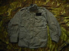 GENUINE US Army VIETNAM ISSUE early type M65 FIELD COAT COMBAT jacket OG 107
