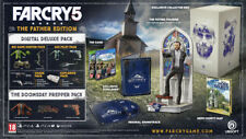 Far Cry 5 - The Father Edition - Collector's – PS4 - UK SEALED! - IN STOCK NOW!