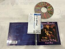 Hanoi Rocks - Up Around The Bend - Super Best Japan CD OBI (PPD-1044)