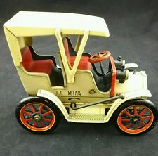 Rare Vintage Lever Action Tin Car B-1635