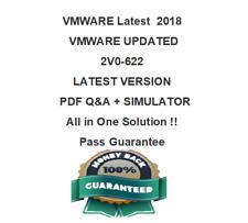 VMware VCP6.5-DCV 2V0-622  Dump Q&A  Test PDF & Sim (2018 VERIFIED)