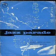 7inch LIONEL HAMPTON ruby braff E.A. jazz parade HOLLAND VG++