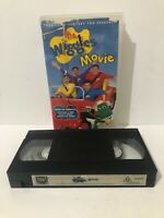THE WIGGLES MOVIE - VHS Video Original line up Fast & Free Aus Shipping