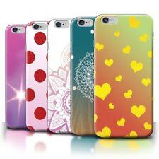 Housses et coques anti-chocs jaunes iPhone 5 pour téléphone mobile et assistant personnel (PDA)