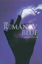 Excellent, The Romanov Blue, Ashton, Richard, Book
