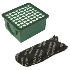Hepa Kohlefilter Filter H 12 geeignet für Vorwerk Kobold VK 130 131 EB 350 351