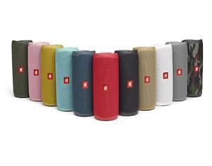 JBL Flip 5 Wireless Portable IPX7 Waterproof Bluetooth Premium Stereo Speaker