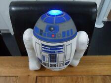 "R2 D2 FROM STAR WARS 10"" PLUSH NIGHT LIGHT"