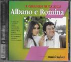 """AL BANO E ROMINA POWER - RARO CD FUORI CATALOGO """" I GRANDI SUCCESSI """""""