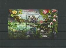 D 2683.Hungary 2020.The world of the Bakony II. dinosaurs,Animals, Flowers  MNH
