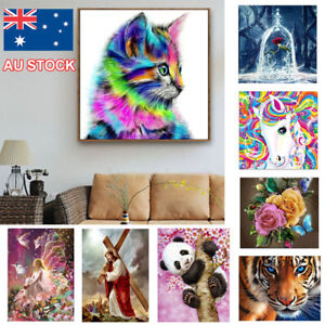 5D Diamond Painting Embroidery Cross Craft Stitch Pictures Arts Mural Decor