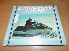 "1973 ""Snowmobile Racing"" Book_Vintage Pics_69 70 71 72_King Kat_Blizzard_TX_Rupp"
