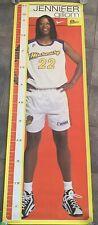 Huge PHOENIX MERCURY Jennifer Gillom POSTER WNBA 72x24
