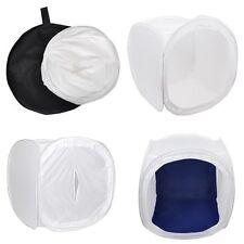 """Studio 40cm 16"""" Cube Soft Box Light Tent Kit for NIKON SB900 SB600 D7100 D90 D80"""