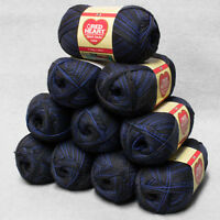 500g Red Heart 4-Fach ⭐ Midnight Color ⭐ Sockenwolle Wolle Schachenmayr Regia