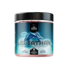 Leviathan Pre-Workout God Status Labz Strong Energy Pumps Focus Free Shipping