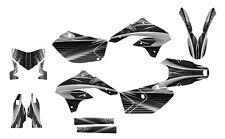 KLX 450 graphics 2008 2009 2010 2011 2012 2013 KLX450 deco kit 3333 Metal